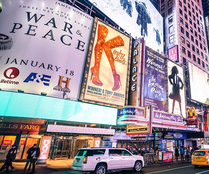Broadway visita Brasil por NYC & Company