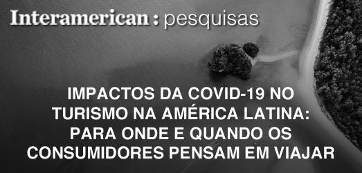 Impactos da COVID-19 no turismo na América Latina